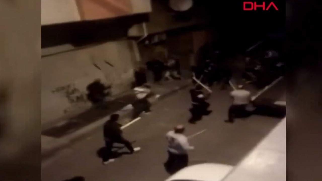 Kavga Batman'da başladı, İstanbul'da bitti! 10 kişi gözaltında