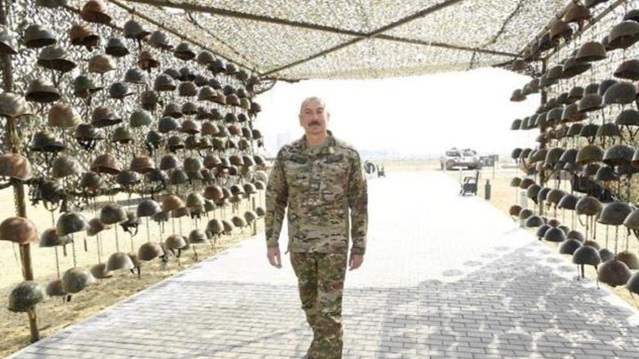 Aliyev'in fotoğrafı sosyal medyayı karıştırdı
