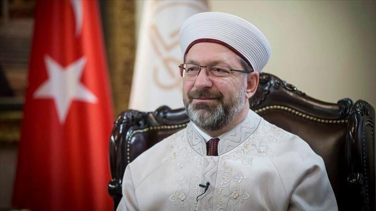 Ankara Barosu Başkanı hakkında Diyanet İşleri Başkanı'na ''hakaret''ten iddianame