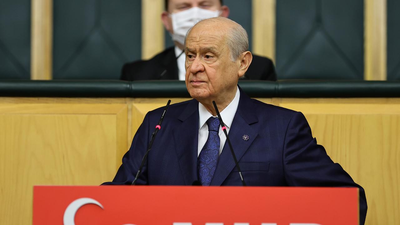 Devlet Bahçeli'den Sedat Peker çıkışı