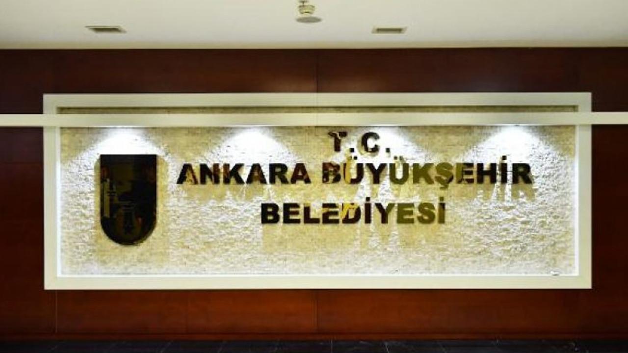 Ankara Büyükşehir Belediyesi'nde kaç kişi koronaya yakalandı?