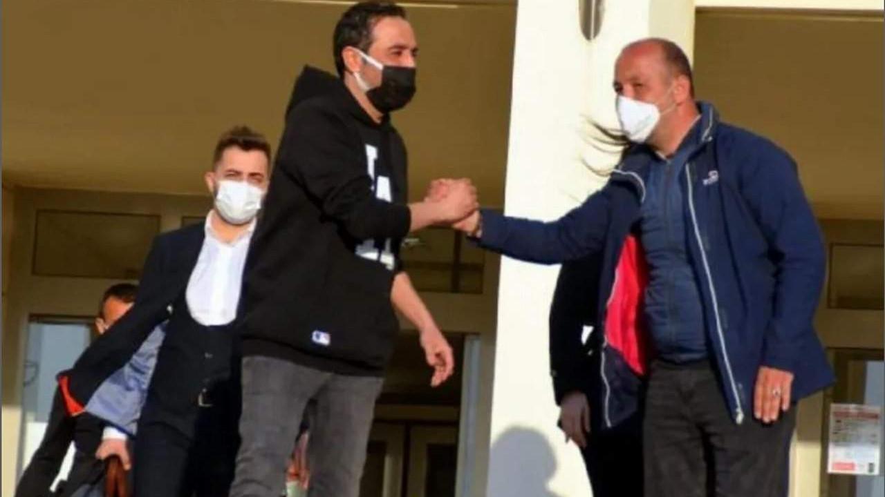 Oyuncu Mustafa Üstündağ serbest bırakıldı