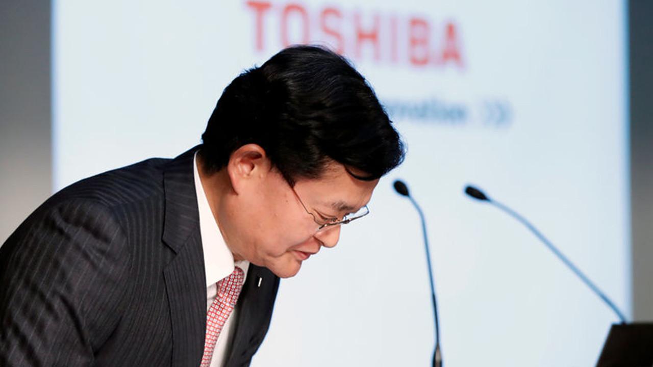 Japon devinin CEO'su istifa etti, hisseler uçtu!