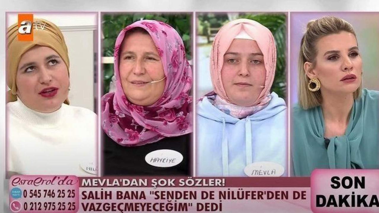 Canlı yayında Esra Erol'u da izleyiciyi de çılgına çeviren olay