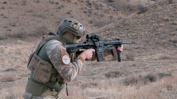 Yerli piyade tüfeği MPT-76-MH Mehmetçik'e veriliyor - Resim: 2