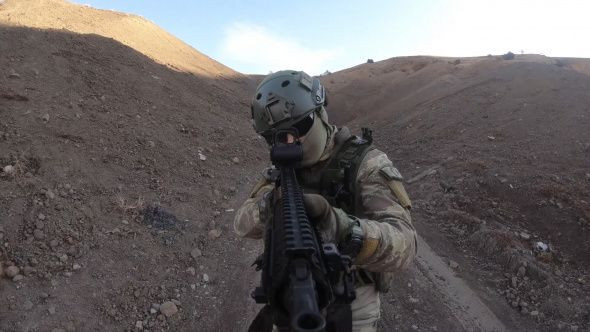 Yerli piyade tüfeği MPT-76-MH Mehmetçik'e veriliyor - Resim: 3