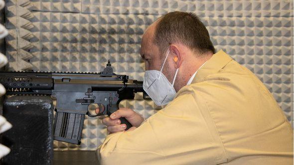 Yerli piyade tüfeği MPT-76-MH Mehmetçik'e veriliyor - Resim: 4