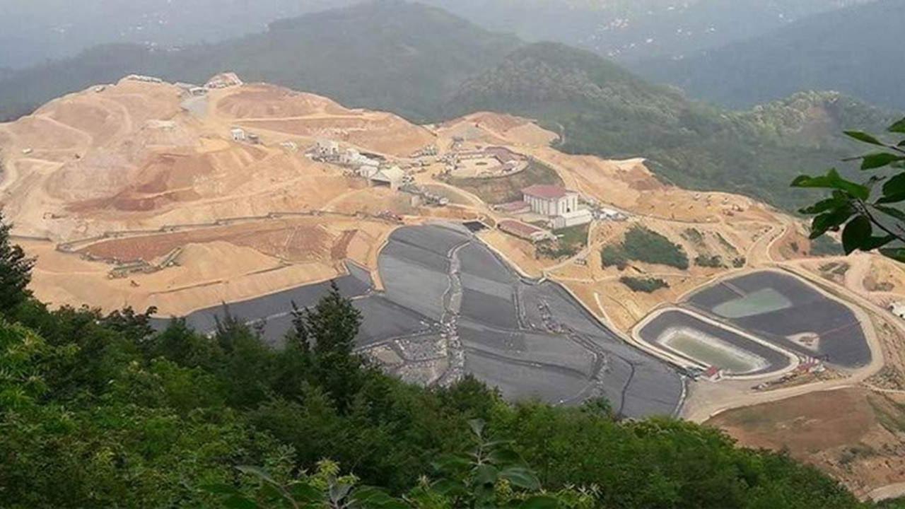 Yüzlerce maden sahası ihalesi mahkemelik oldu