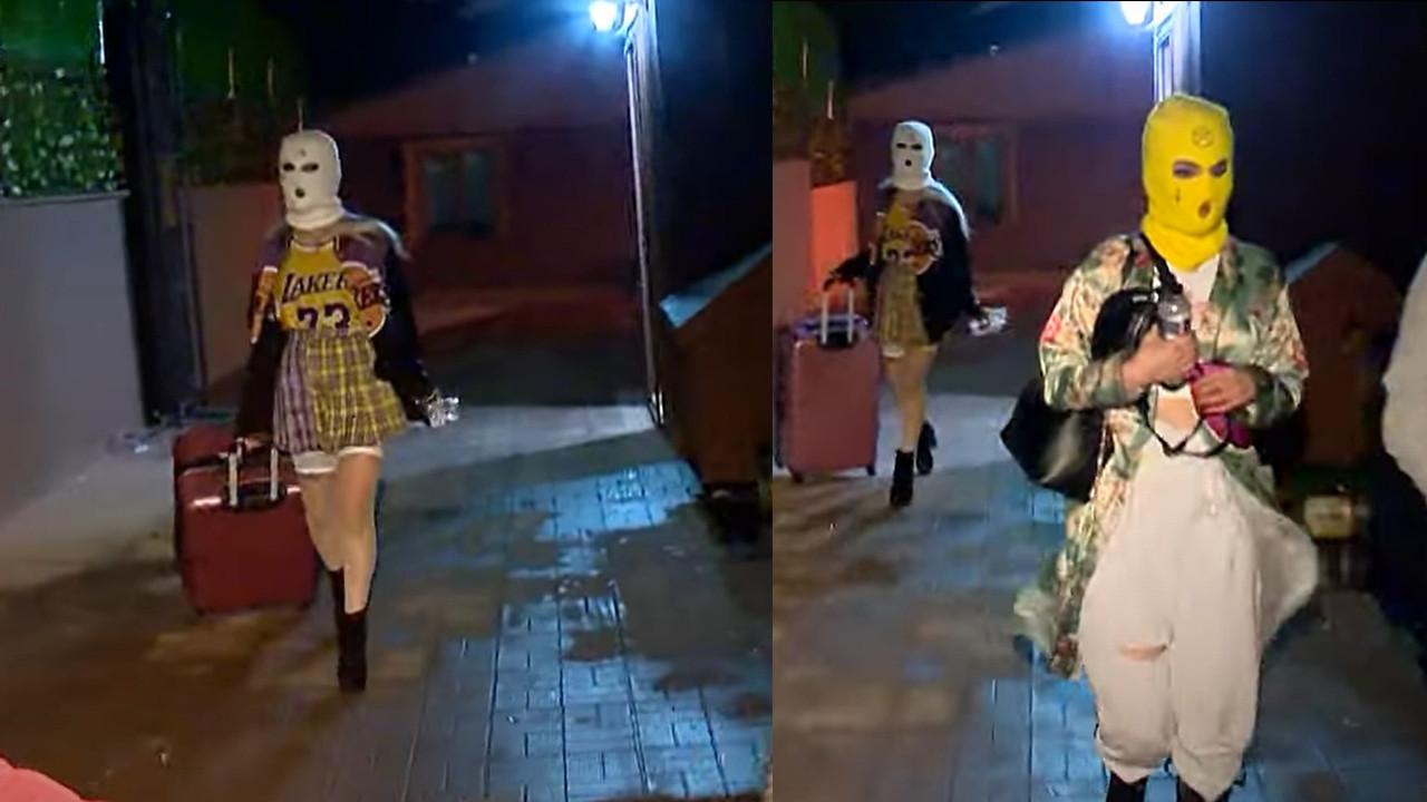Çıplak dans ve uyuşturuculu partiye  ''korona'' baskını