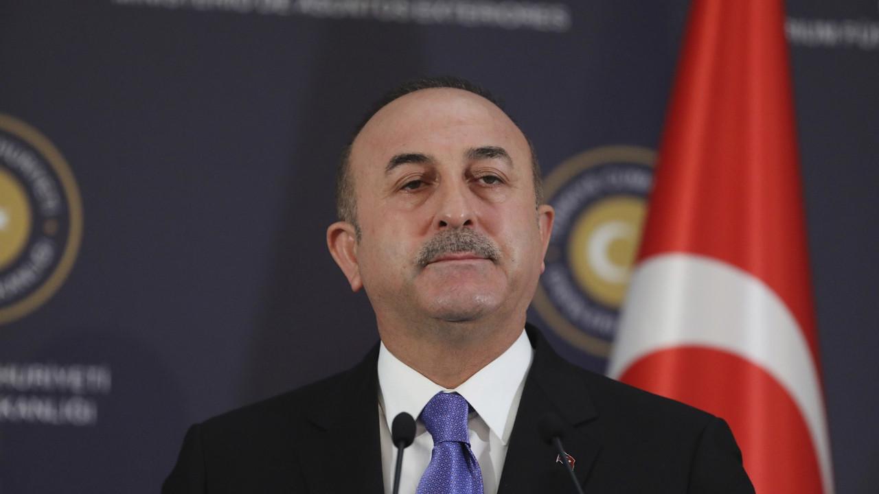 Bakan Çavuşoğlu tepki çeken sözlerine açıklık getirdi