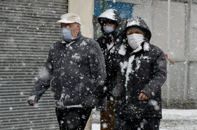 Nisan'da kar sürprizi! Tüm şehir beyaza büründü - Resim: 2