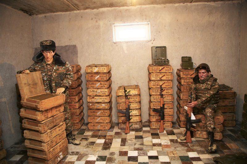 Savaş ganimetleri bu müzede sergileniyor - Resim: 2