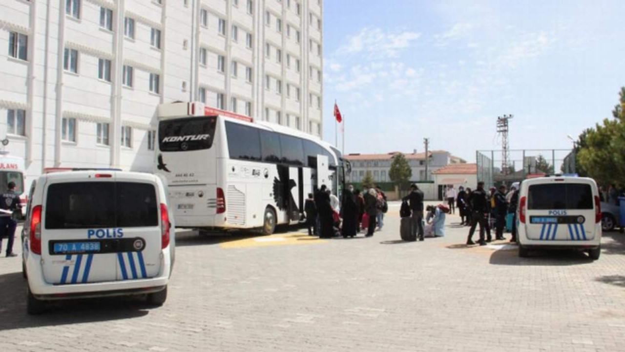 Bir yolcunun testi pozitif çıktı, tüm otobüs karantinada!