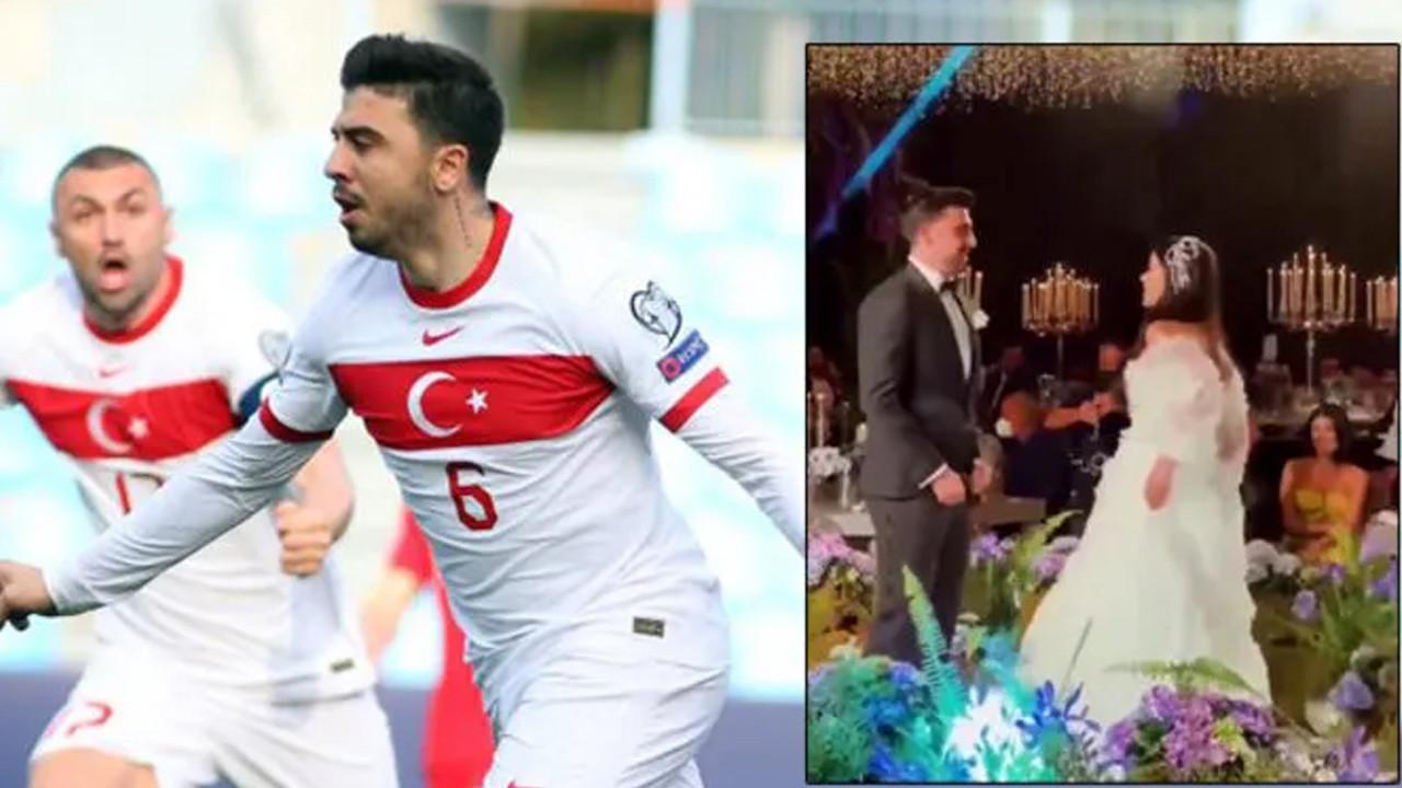 Mart ayının en çok konuşulan futbolcusu Ozan Tufan oldu!