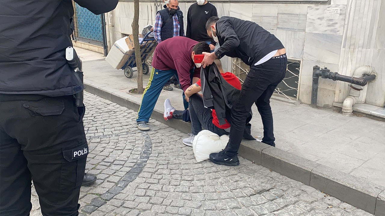 Cezaevinden izinli çıkan genç silahlı saldırıya uğradı