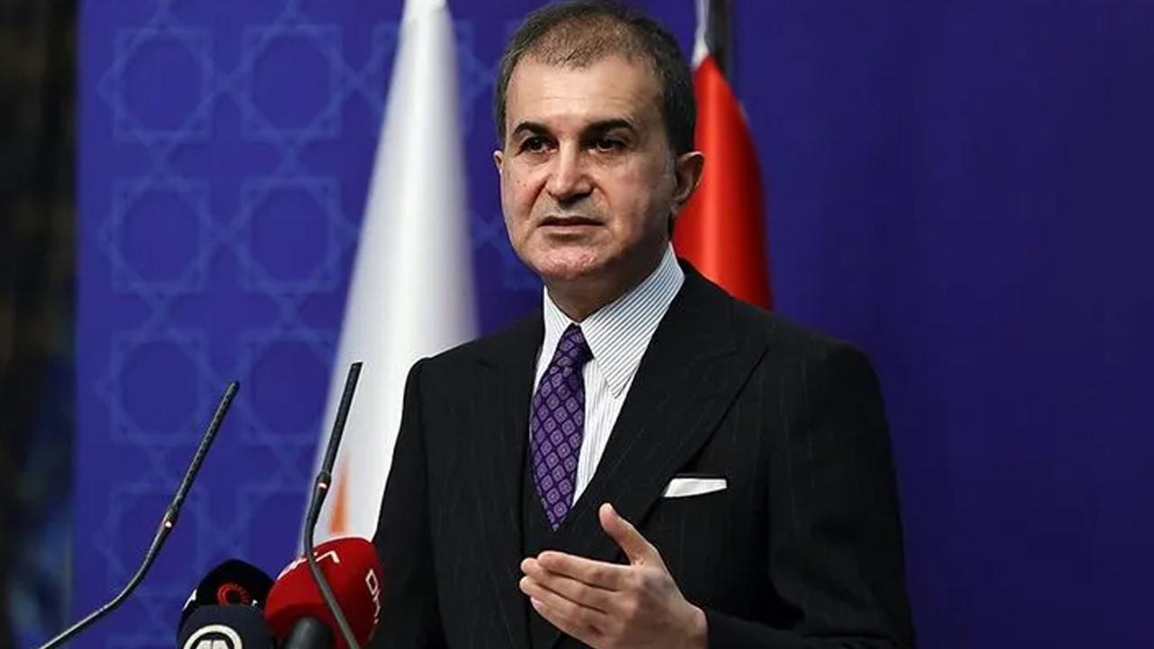 AK Parti Sözcüsü Çelik'ten Yunanistan Dışişleri Bakanı Dendias'a tepki