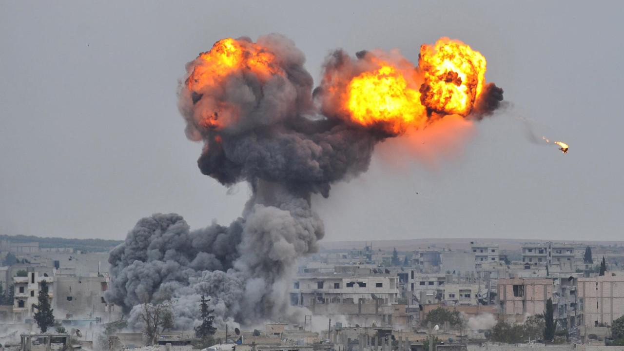 Bağdat'ta bombalı saldırı: Çok sayıda ölü var