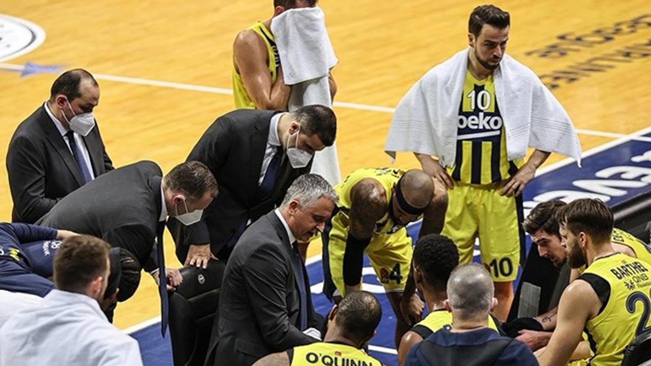 Fenerbahçe Beko'da korona vaka sayıları artıyor