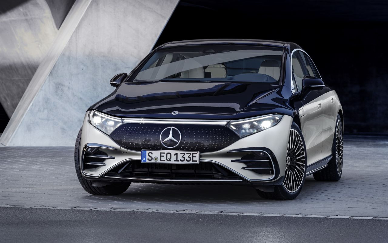 Mercedes'in yeni ''teknolojik'' devrimi: EQS tanıtıldı - Resim: 4
