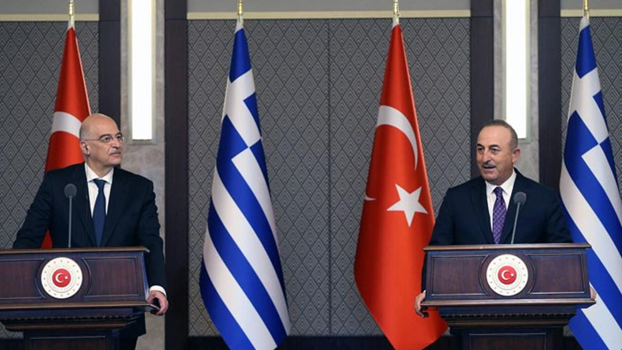 Basın toplantısındaki gerginlik sonrası Yunanistan'dan ilk açıklama