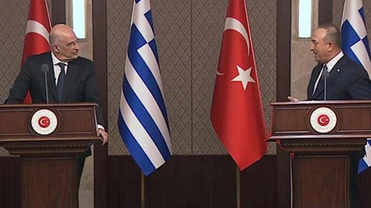 Çavuşoğlu'nun sözleri Yunan medyasını çıldırttı