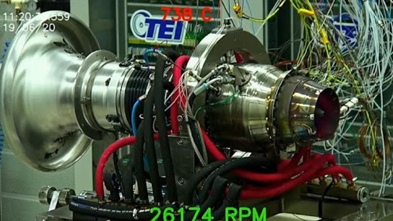 TÜBİTAK'ın füze motoru dünya rekoru kırdı
