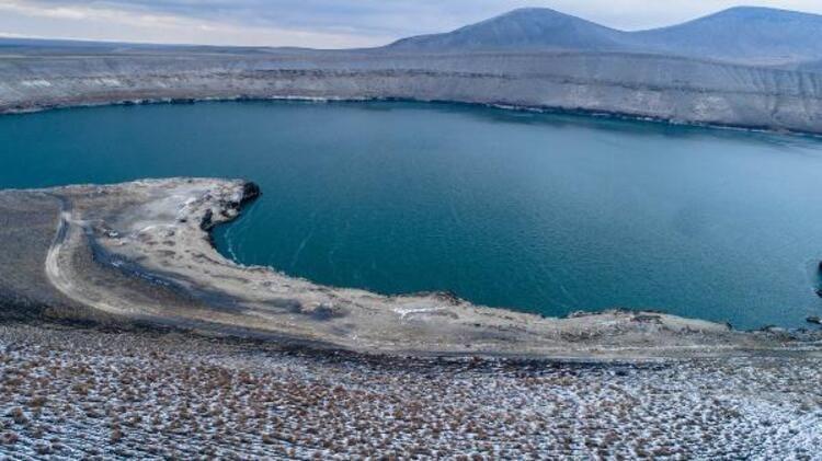 Bir damla bile su kalmadı! ''Dünya'nın nazar boncuğu'' yok oluyor - Resim: 4