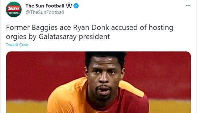 Galatasaray'da ''seks partisi'' iddiası Avrupa'da manşet oldu - Resim: 3