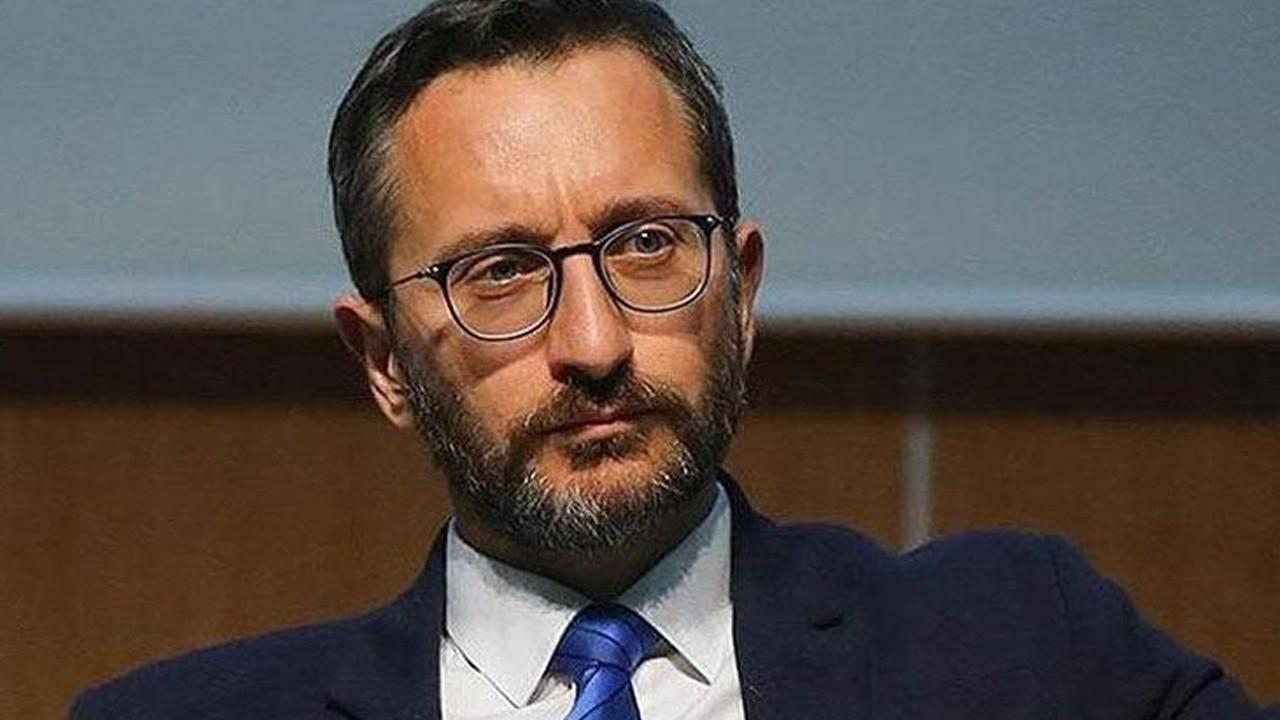 Fahrettin Altun'dan ''128 milyar dolar'' açıklaması