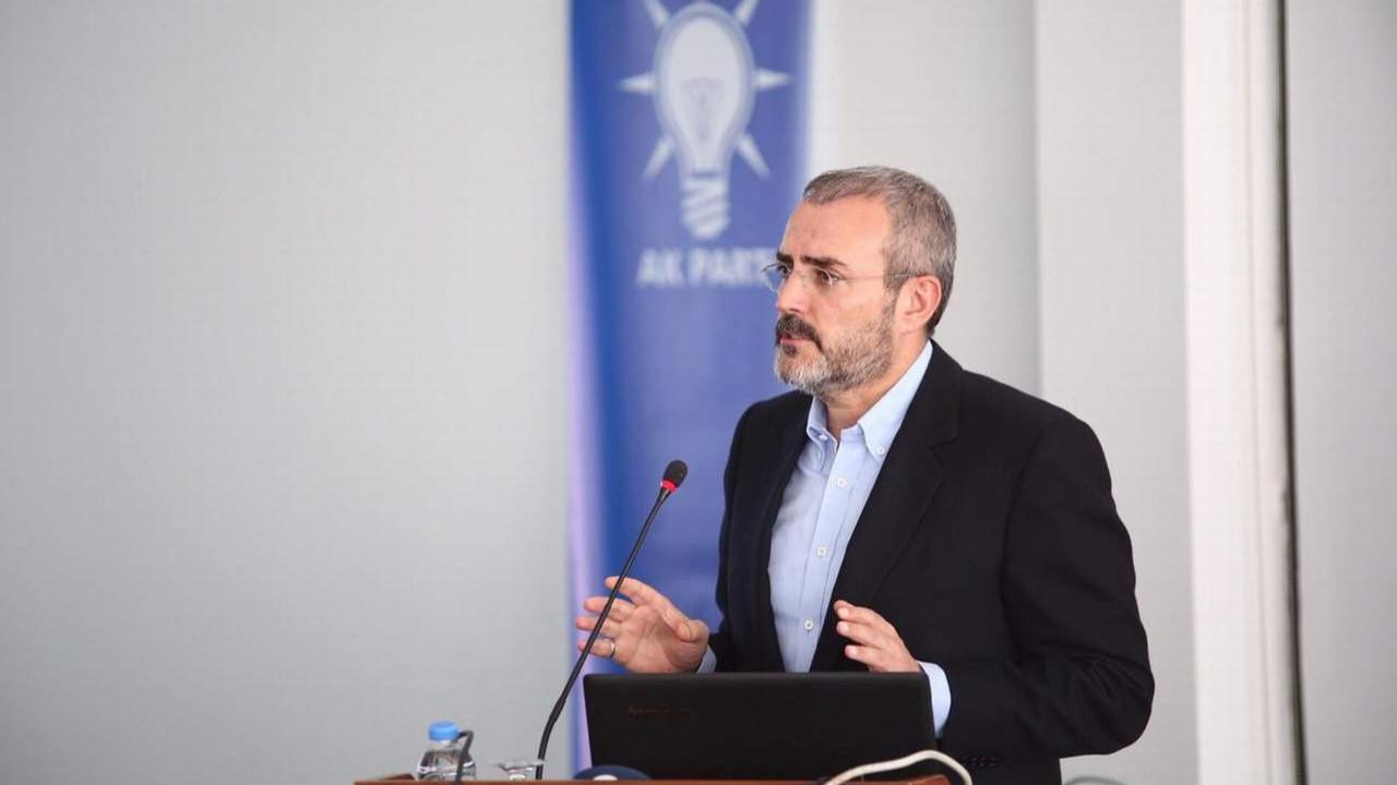 AK Partili Ünal'dan dikkat çeken 128 Milyar dolar hatası