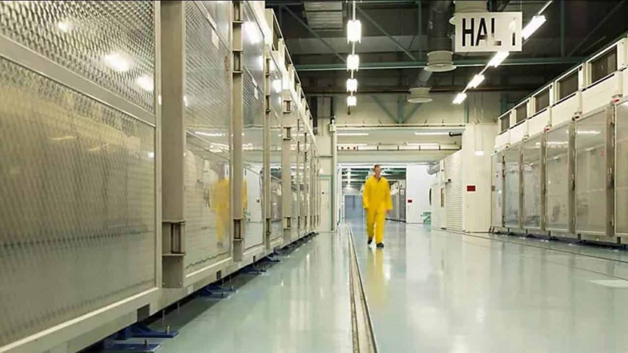 İran uranyum zenginleştirdiğini açıkladı