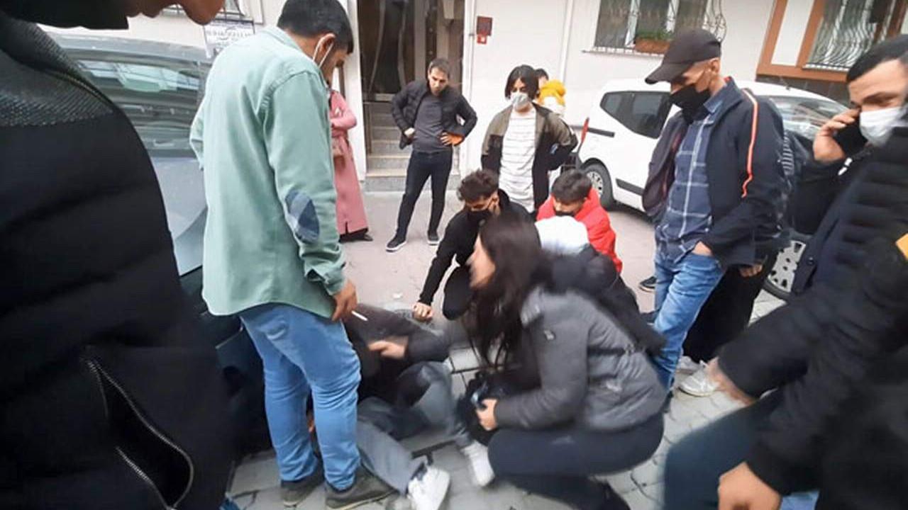 İstanbul'da taciz iddiasına mahalle dayağı