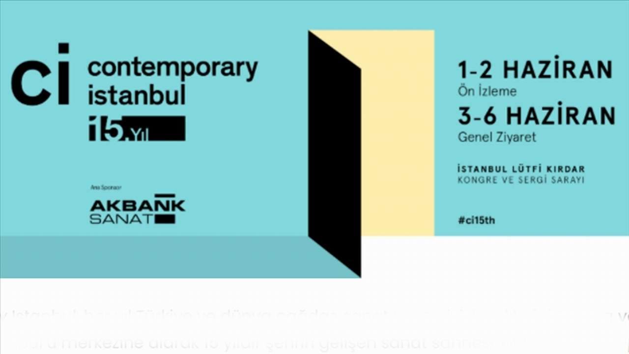 Contemporary İstanbul sanat severlerle buluşacak