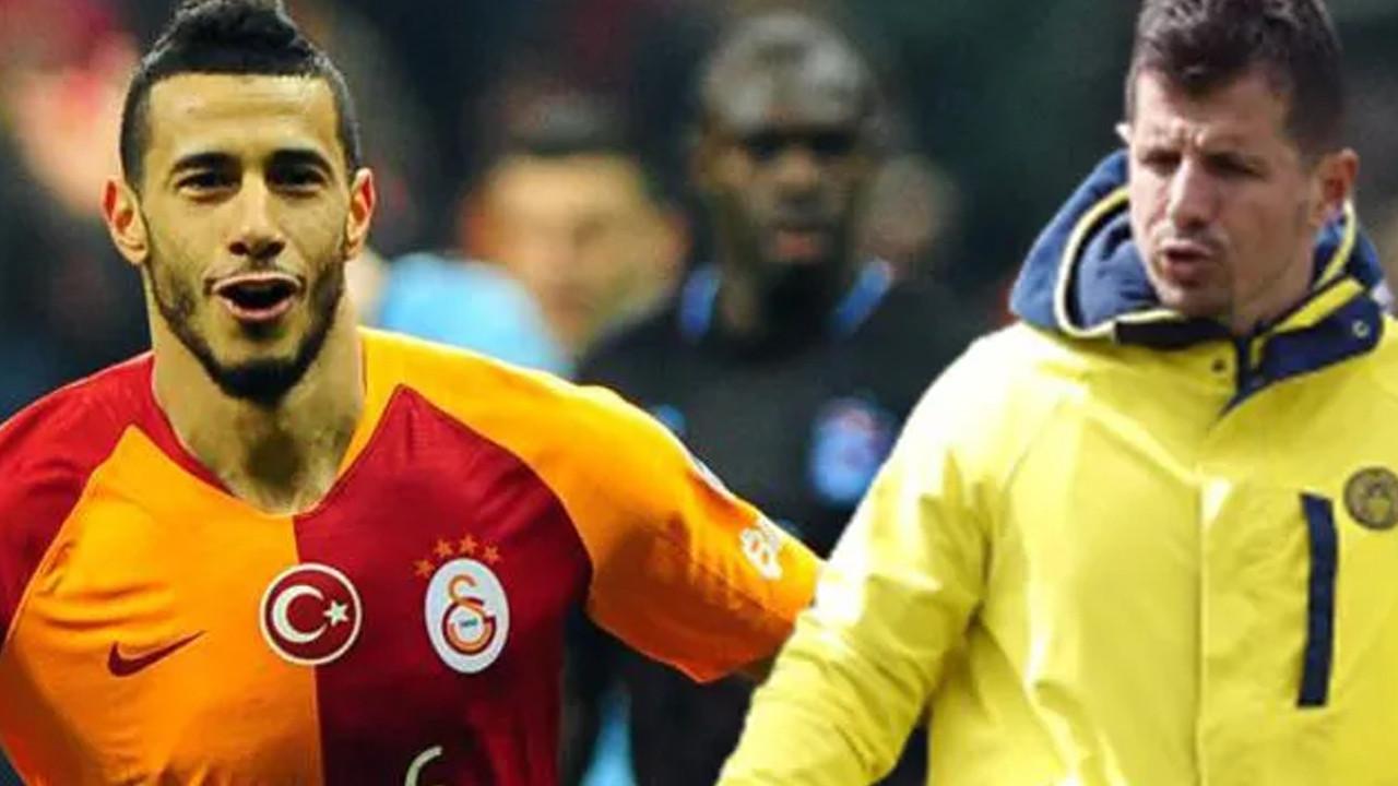 Galatasaray'dan ayrılan Belhanda için flaş iddia!