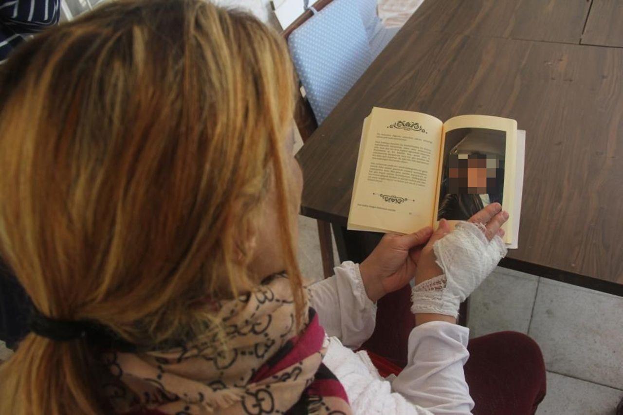 Öldüresiye dövdüğü karısı için aşk kitabı yazmış - Resim: 3
