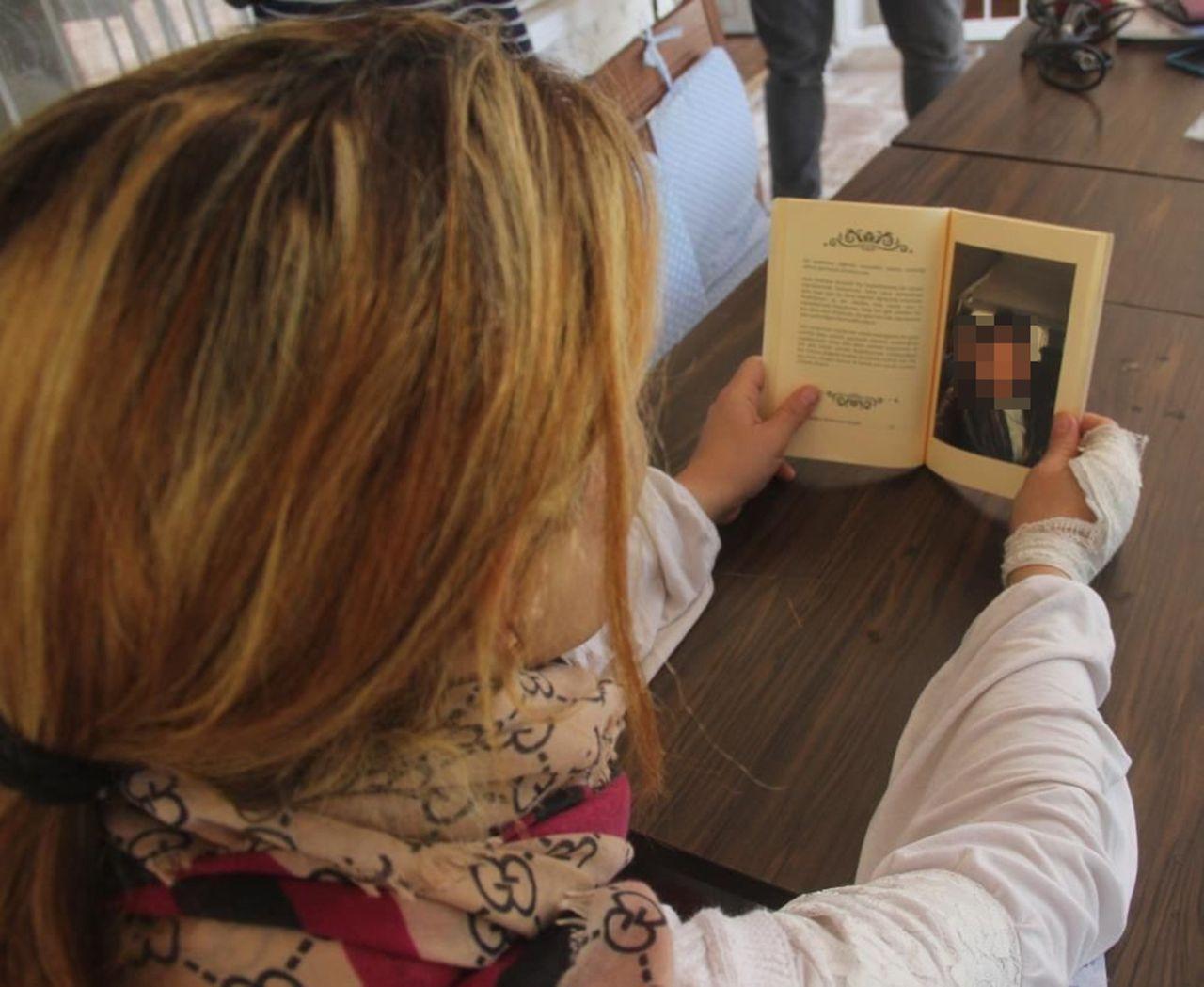 Öldüresiye dövdüğü karısı için aşk kitabı yazmış - Resim: 2