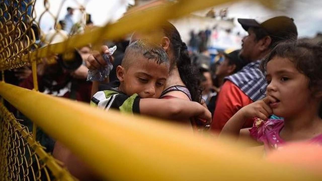 Zorla alıkonulan 36 göçmen kurtarıldı