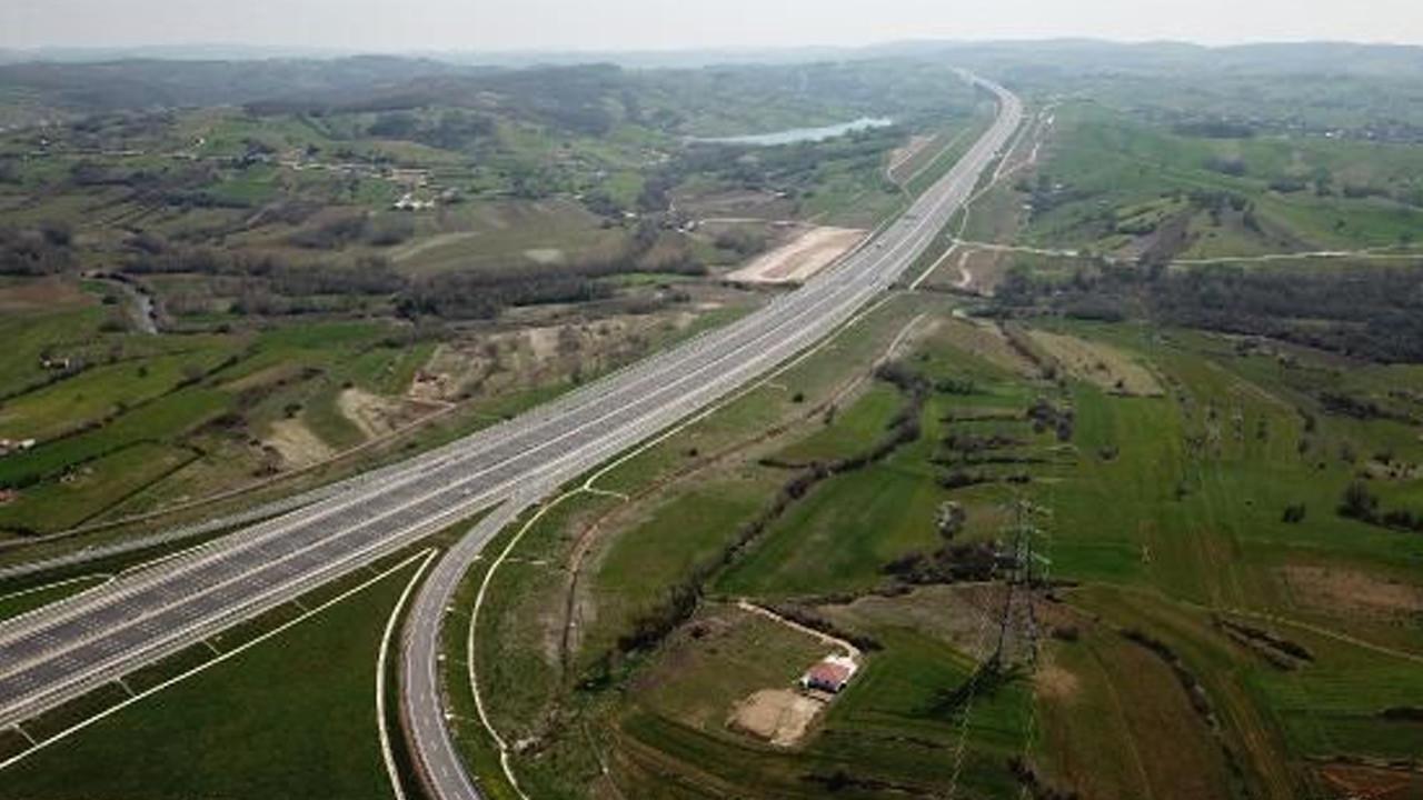 Kuzey Marmara Otoyolu açıldı, arsa fiyatları uçtu!
