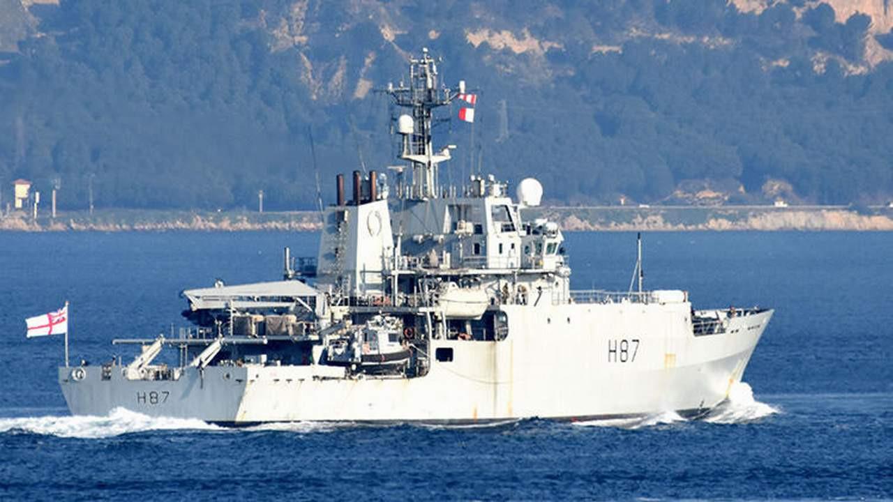 Bir İngilizler eksikti! İngiliz savaş gemileri de Karadeniz'e geliyor!