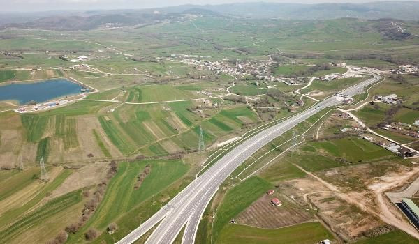 Kuzey Marmara Otoyolu açıldı, arsa fiyatları uçtu! - Resim: 3
