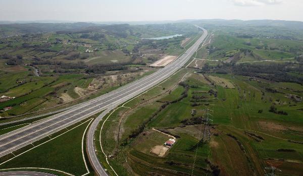 Kuzey Marmara Otoyolu açıldı, arsa fiyatları uçtu! - Resim: 1