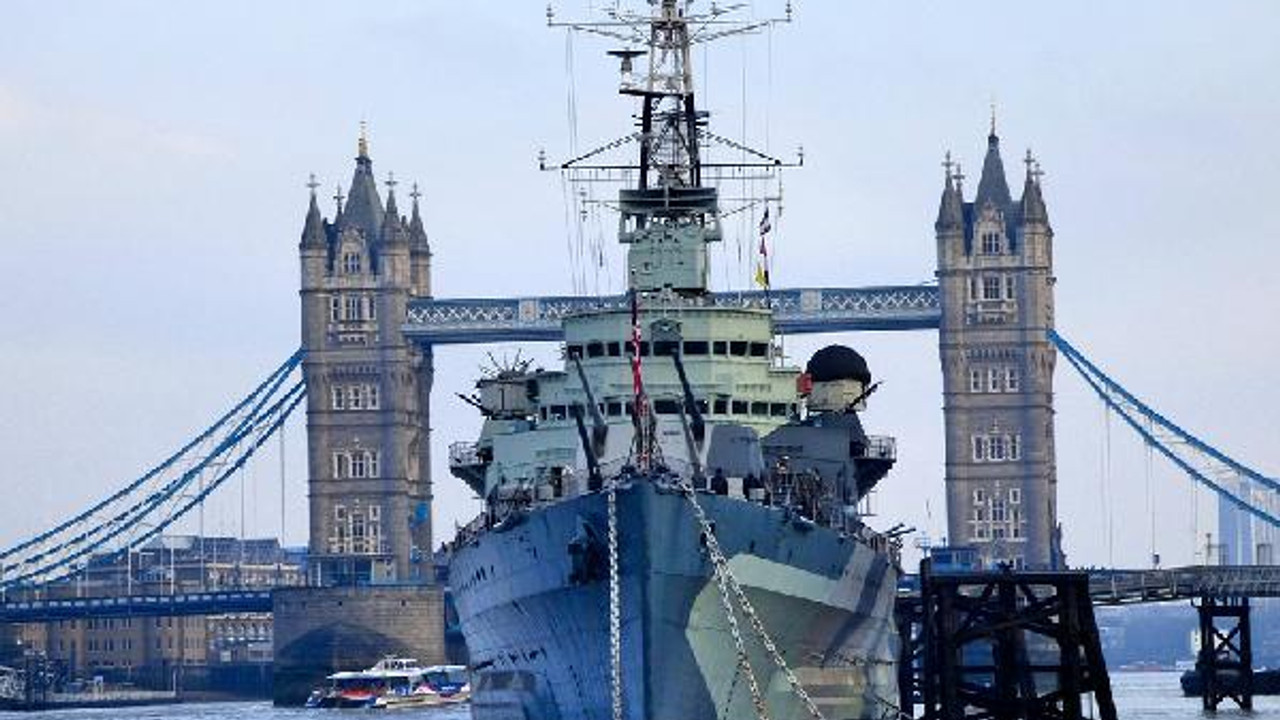 İngiltere, Karadeniz'e savaş gemisi gönderiyor