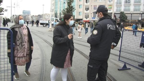 İstiklal Caddesi'nde turist yoğunluğu - Resim: 3
