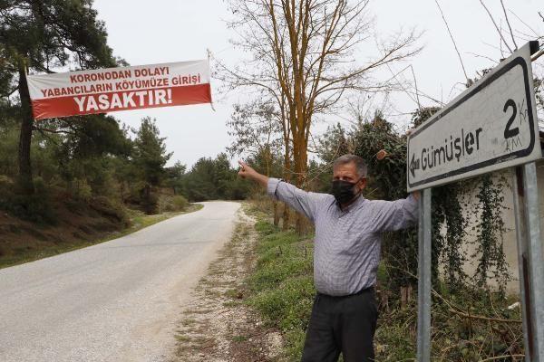 Köye yabancı girişi yasaklandı, vaka sıfırlandı - Resim: 3