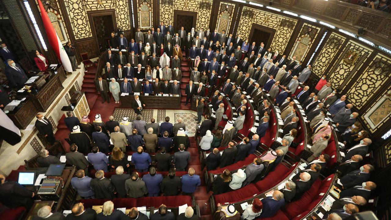 Suriye'de seçim yapılacak