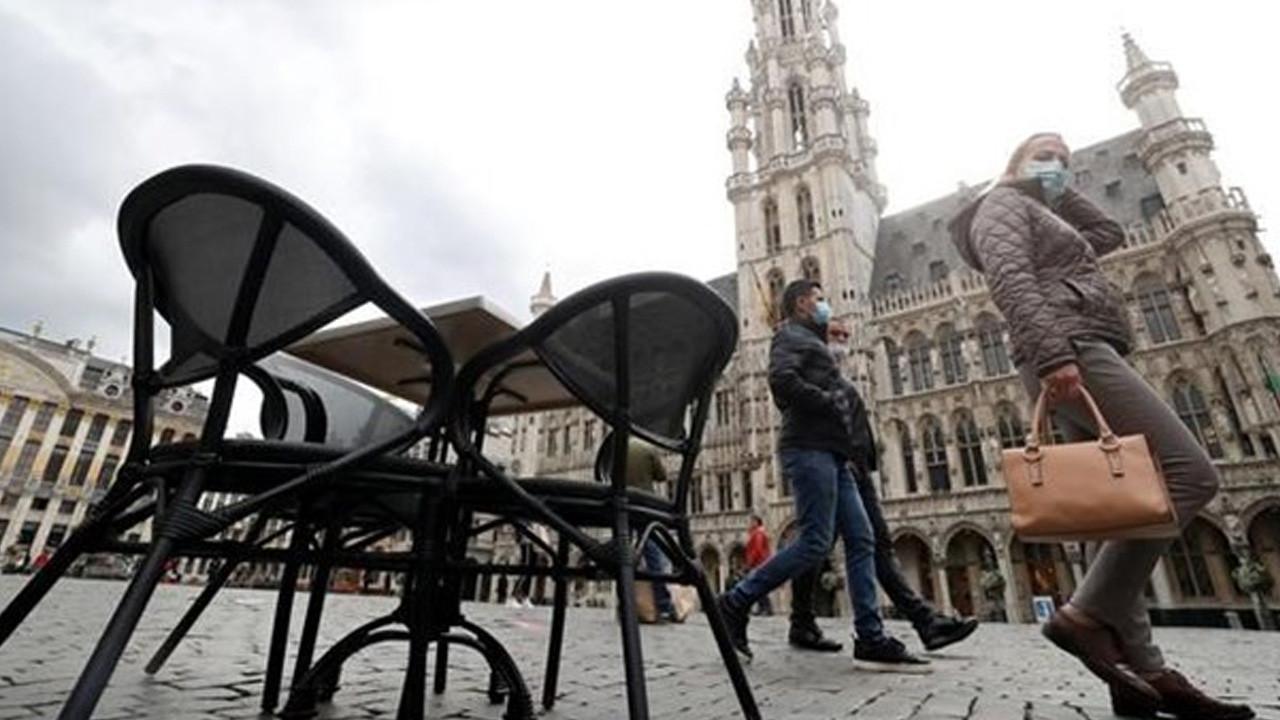Belçika'da seyahat yasağı kaldırıldı