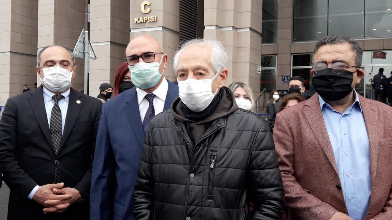 Genco Erkal savcıya ifade verdi
