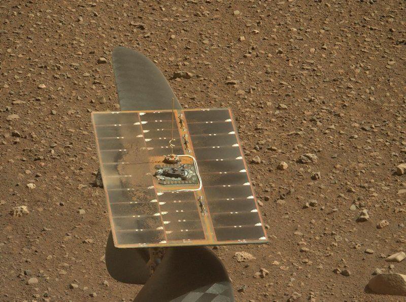 NASA'dan Mars'ta tarihi hamle - Resim: 4