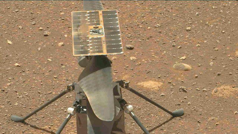 NASA'dan Mars'ta tarihi hamle - Resim: 3