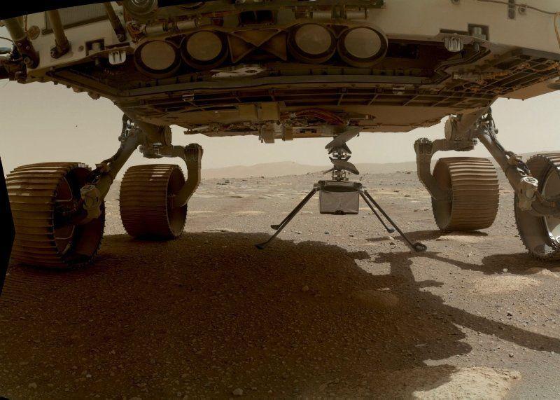 NASA'dan Mars'ta tarihi hamle - Resim: 2